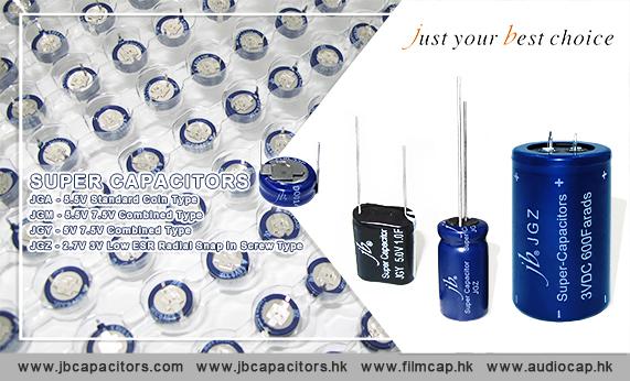 jb Capacitors Company -- Super Capacitors from jb capacitors