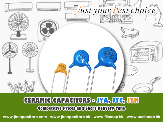 jb Capacitors manufactures Ceramic Capacitors