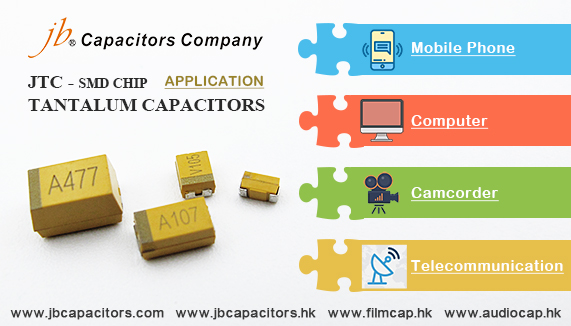 jb Advantage of Tantalum Capacitor